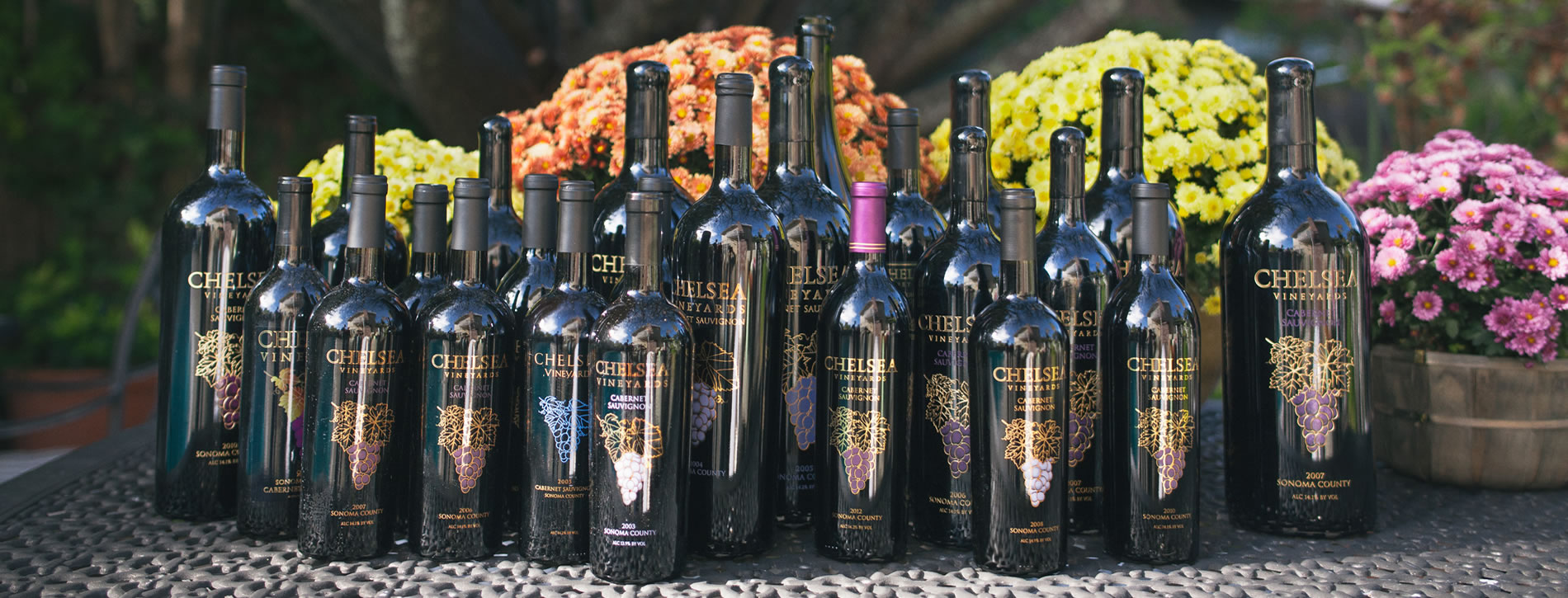 napa valley estate grown wine