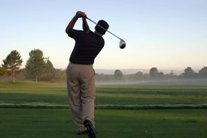napa valley wine country golfing